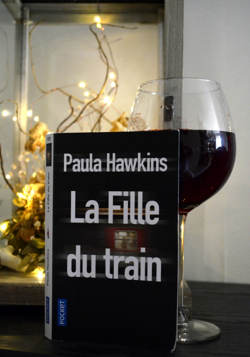 La fille du train | Paula Hawkins