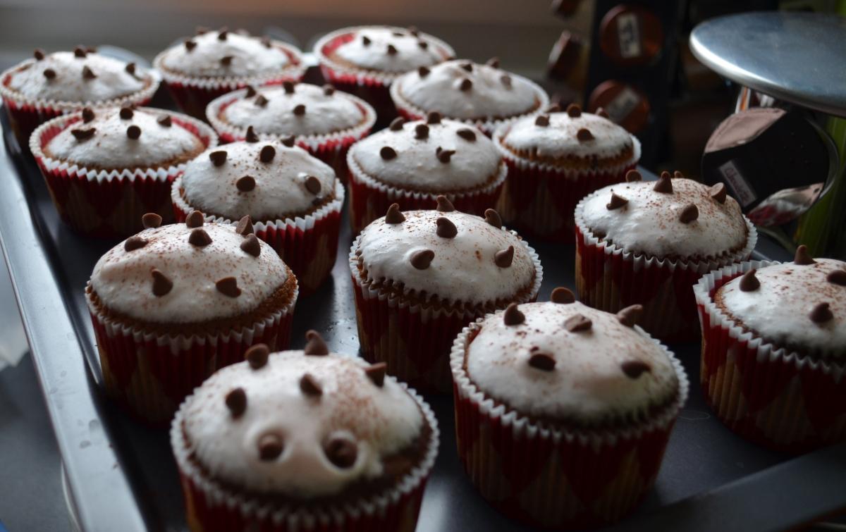 Cupcakes épicés
