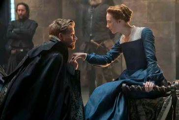 4113_D040_00214_R Jack Lowden stars as Lord Darnley and Saoirse Ronan as Mary Stuart in MARY QUEEN OF SCOTS, a Focus Features release. Credit: Liam Daniel / Focus Features